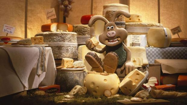 Worcester News: This clever claymation movie is more clever than creepy. Credit: Aardman Animations