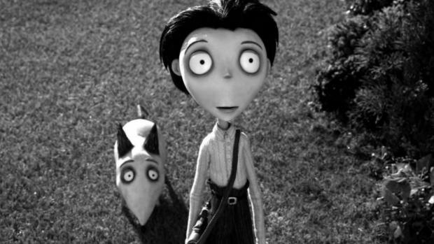 Worcester News: This Tim Burton film is a clever twist on the classic Frankenstein story. Credit: Walt Disney Picture