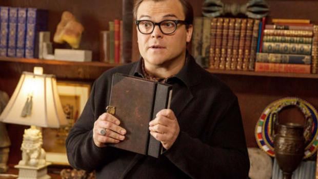 Worcester News: Jack Black plays R.L. Stine in this imagining of what would happen if all of the Goosebumps books came alive at once! Credit: Columbia Pictures