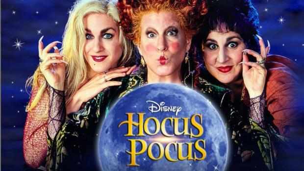 Worcester News: The trio of witches in this movie is irresistibly charming and fun for all ages. Credit: Walt Disney Pictures