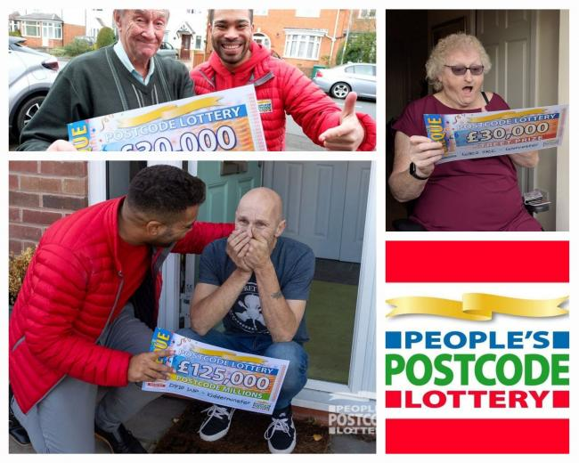 Worcestershire's biggest Postcode Lottery winners (Photo: People's Postcode Lottery)