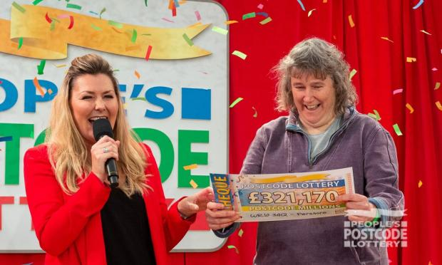 Worcester News: Joy Salt (Photo: People's Postcode Lottery)