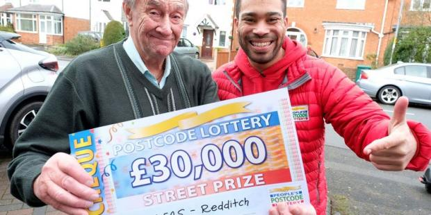 Worcester News: Peter Lovett (Photo: People's Postcode Lottery)