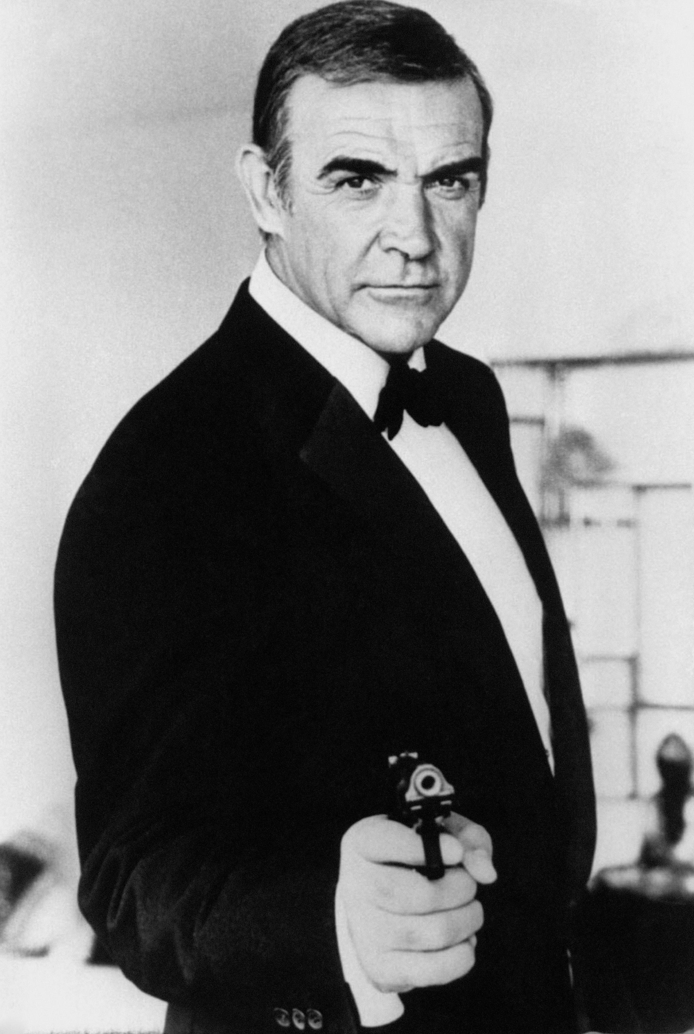 James Bond actor Sir Sean Connery dies at age of 90
