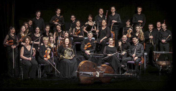 Orchestra of the Swan: Petite Symphonie RESCHEDULED!