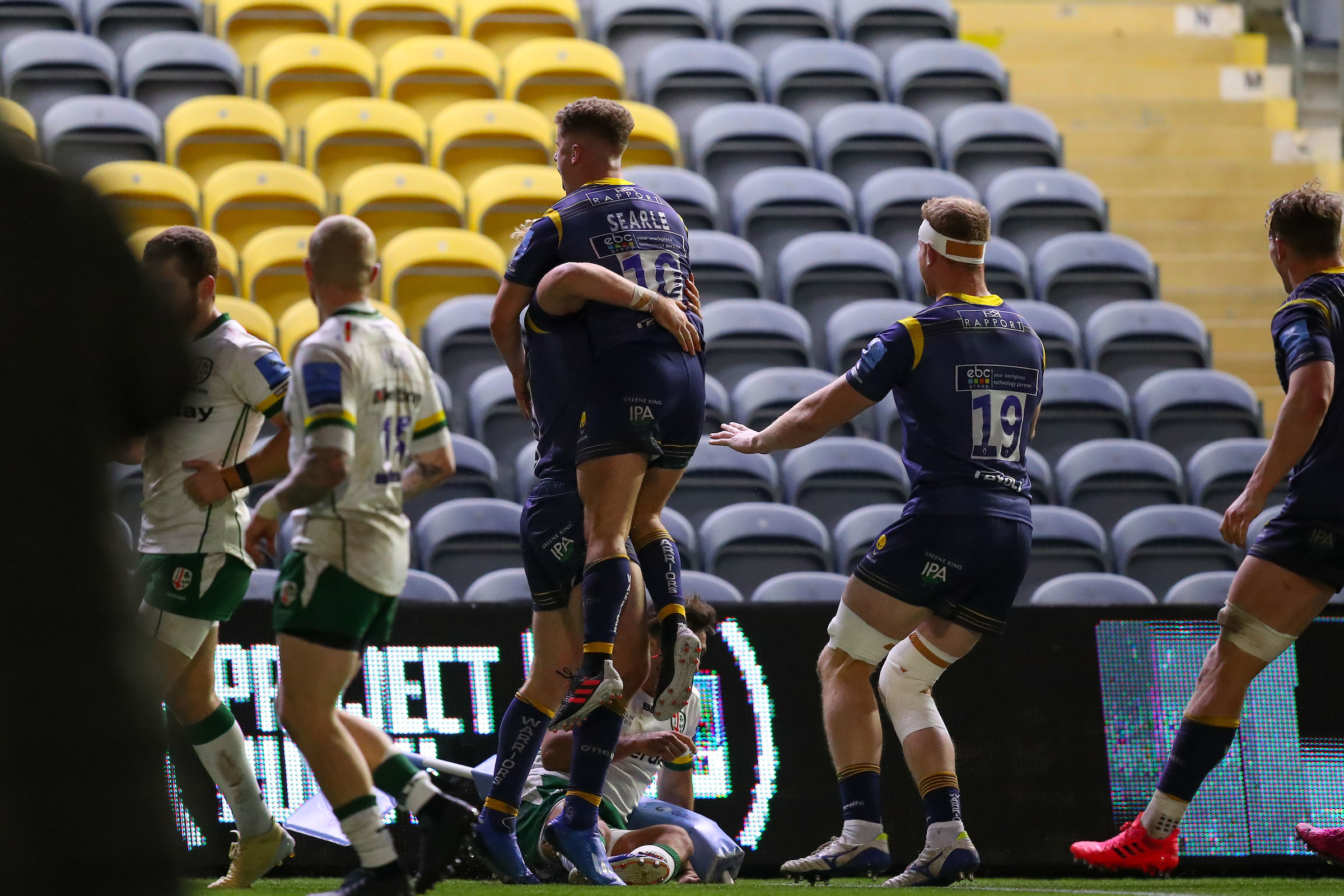 Match report: Worcester Warriors 11 - 10 London Irish