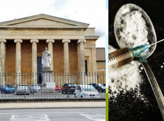 COURT: Amar Ghalib and Zishraan Imran are to be sentenced for dealing crack cocaine and heroin