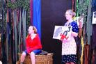 Lyppard Grange Primary: Play shows children how to be safe online