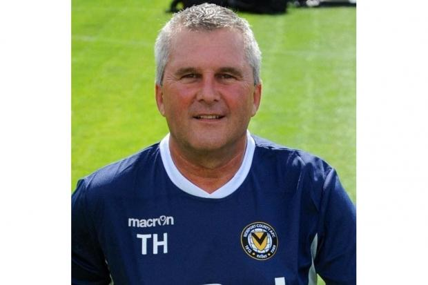 New Worcester City boss Tim Harris.