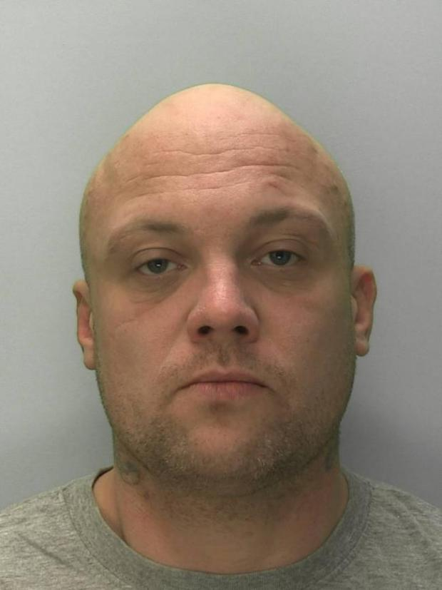 Worcester News: GUILTY: Ashley Keyte