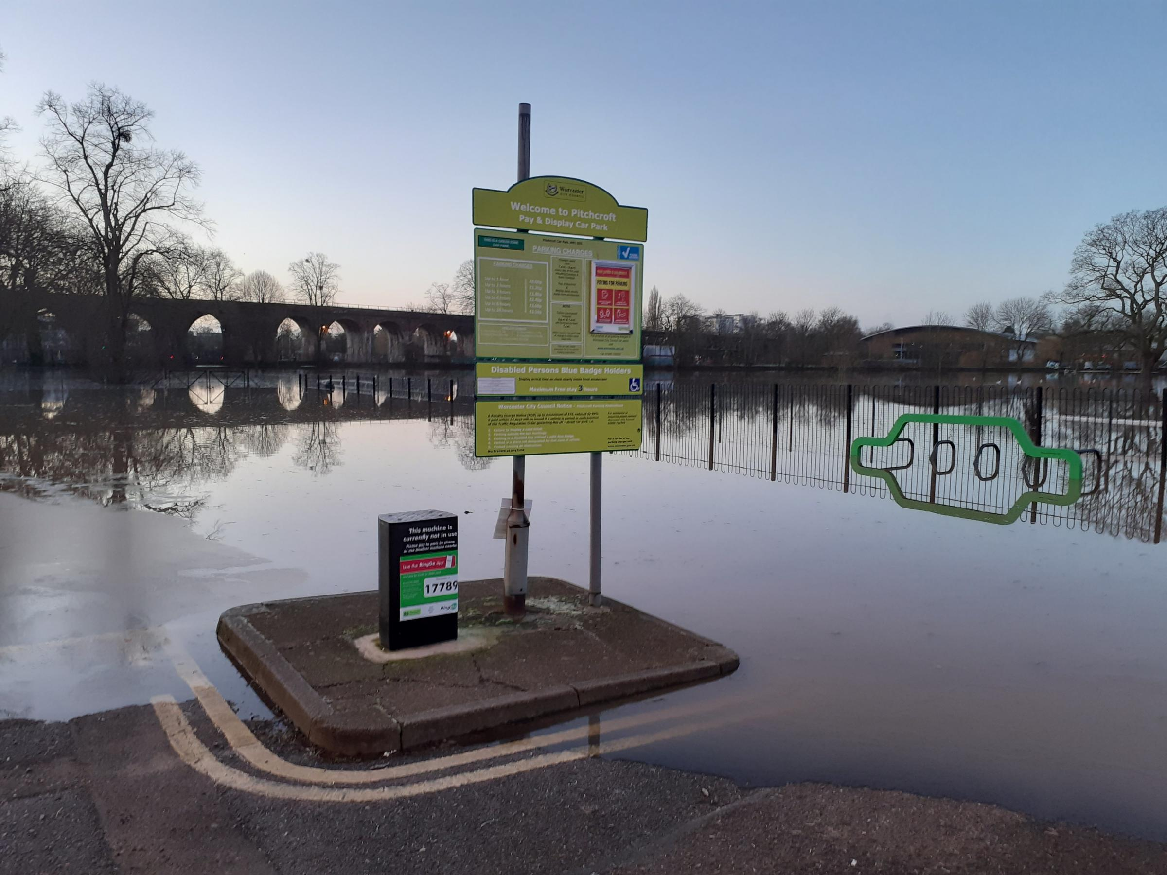 COMMENT: If we want to stop these devastating floods, climate change has to become more of a priority - Worcester News