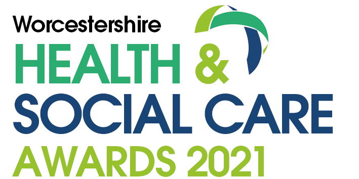 Worcester News: Worcestershire Health & Social Care Awards 2021 Logo