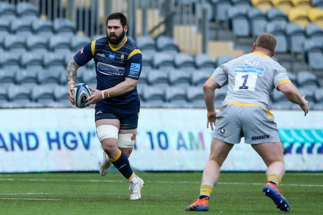 Worcester Warriors v Wasps 140221