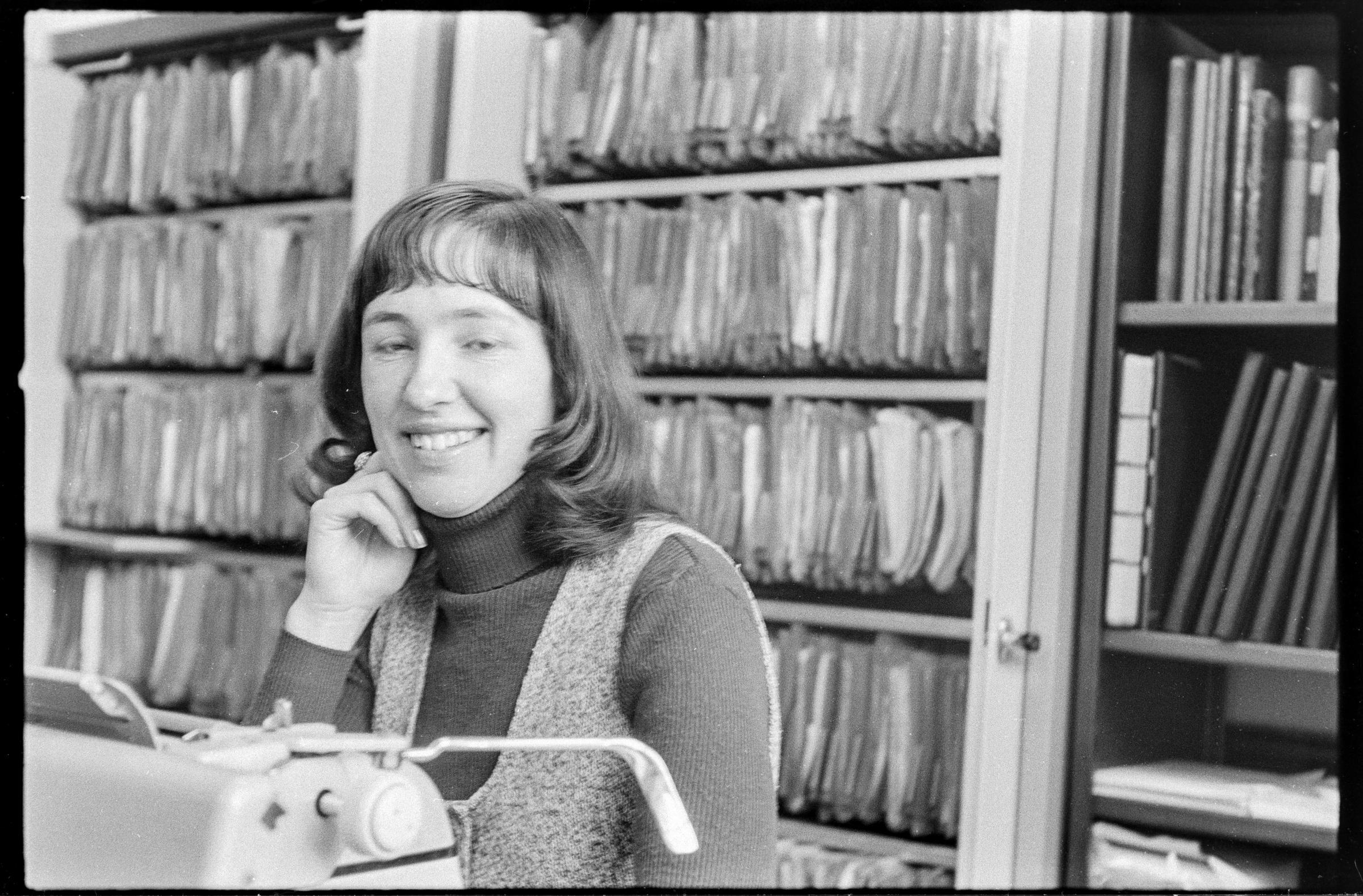 Edith Bishop, escritora