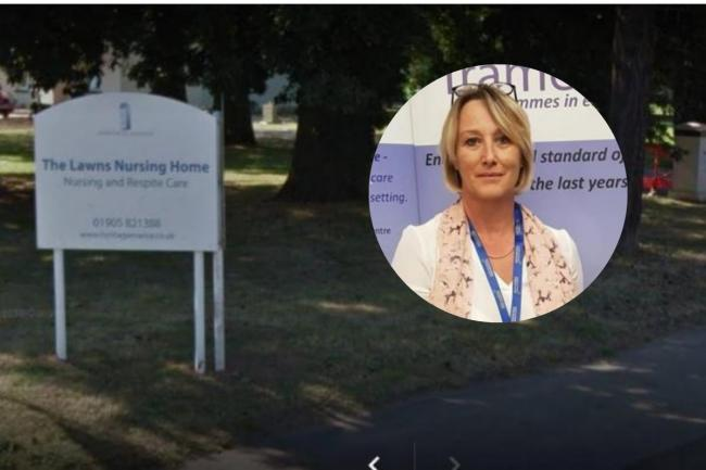 EASING: Melanie Dawson home manager at The Lawns in Kempsey