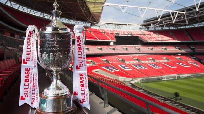 The 2020/21 Buildbase FA Vase to continue in April.