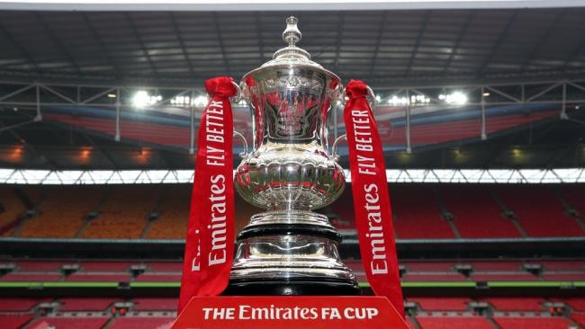TRIAL: The FA Cup is one of the events to be used to trial the return of fans