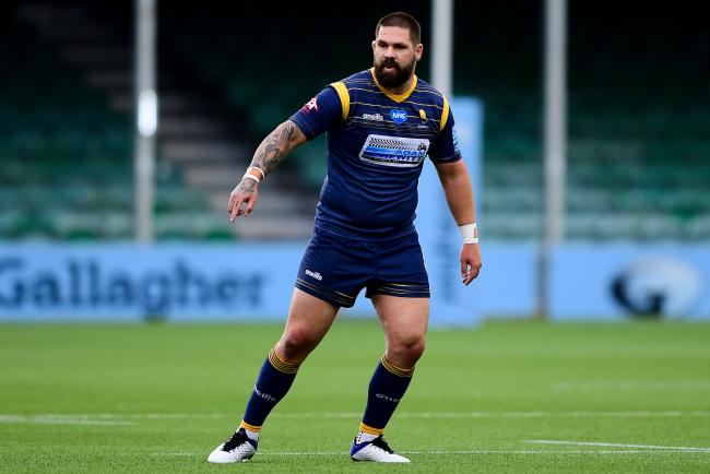 RELEASED: Warriors' Cornell du Preez won't travel with Scotland for key Six Nations match with France. Pic: JMP