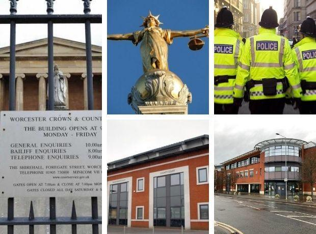 COURT: Some of the cases at Worcester courts today