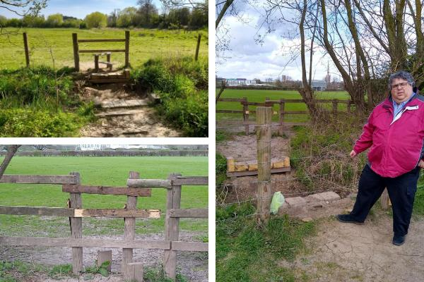 Popular Worcester path set to remain closed - but who is responsible?