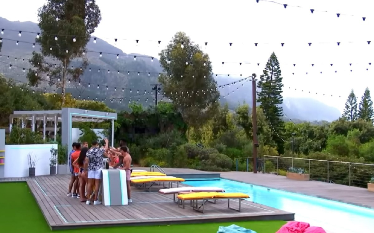 CASA AMOR: The second villa in the sixth series of Love Island last year. Picture: ITV/YouTube