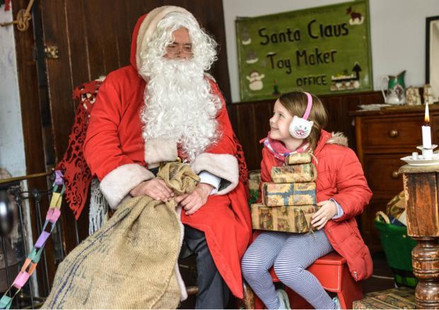 Worcester News: Santa Hunts are back for Christmas 2021