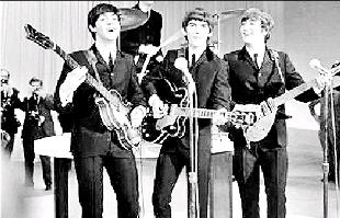 Worcester News: STARS: The Beatles performed at King George's Hall, in June, 1963