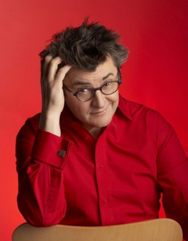 Worcester News: Win tickets to see Joe Pasquale in Dudley