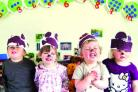 St Joseph's Catholic Nursery: All dressed up for the teddy bear's picnic
