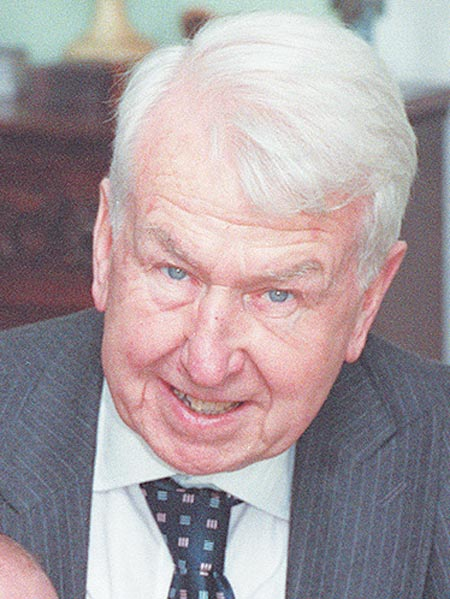 Family pays tribute to Lord Walker of Worcester