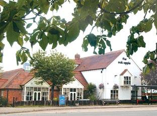 Worcester News: The Oak Apple, Worcester