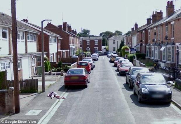 'BODY': Picture courtesy of Google Street View