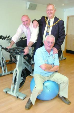 Evesham Cardiac Rehab charity (UK)