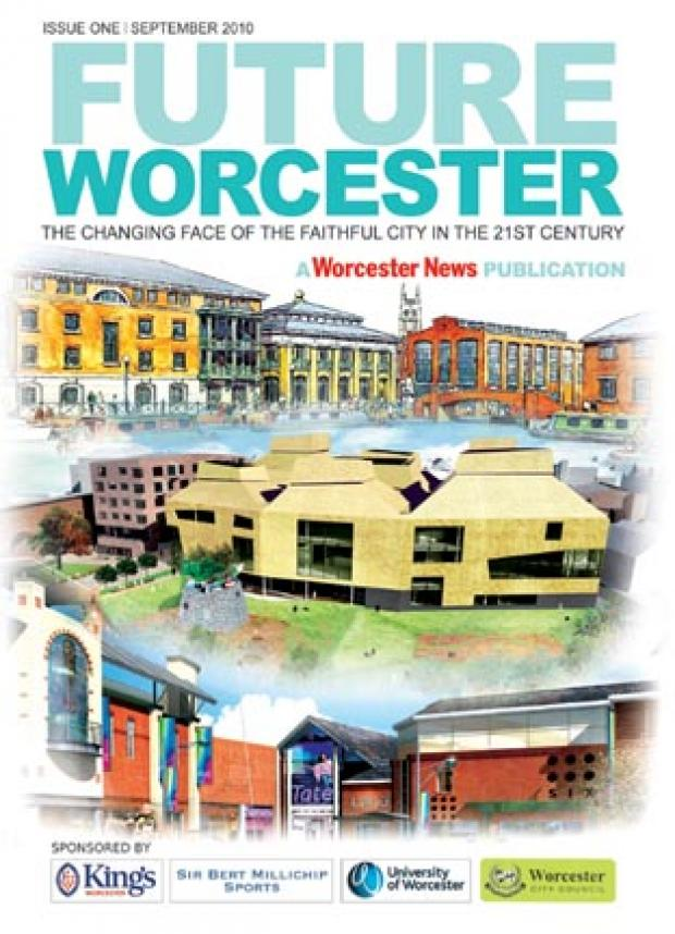 Future Worcester magazine