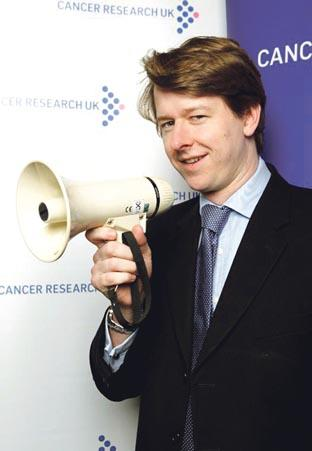 SPEAKING OUT: MP Robin Walker is backing a campaign for a radiotherapy unit in Worcestershire.
