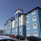 Big Blue Hotel, Blackpool