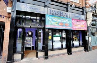MIGHT HAVE DONE BETTER: Pasha, St John's, Worcester. 22287402