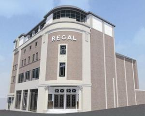 Regal Cinema, Evesham