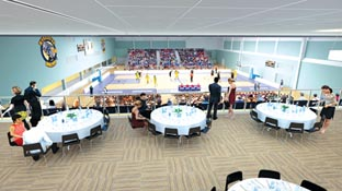 New year start for £15m sports arena