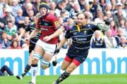 BACKING A WINNER: Andy Goode.