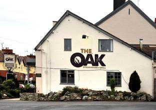 CONTENT: The Oak has an interesting menu and the service was pleasant