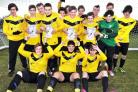 MEMORIAL CUP: Drakes Broughton Rangers Football Club under-16 side