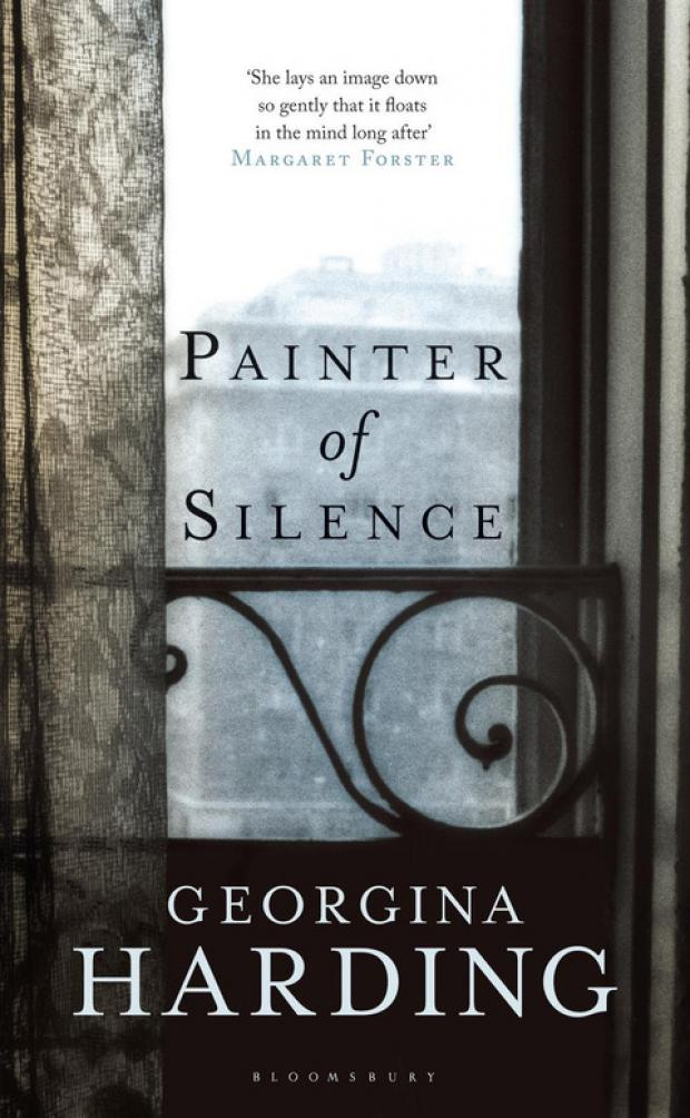 Worcester News: Painter Of Silence by Georgina Harding