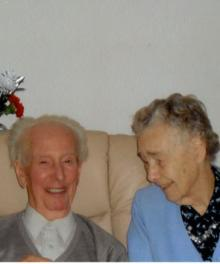 Peter and Betty Lambert