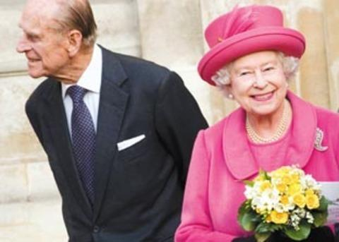 JUBILEE: The Queen with Prince Philip