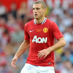 File photo dated 05/08/2011 of Manchester United defender Nemanja Vidic. PRESS ASSOCIATION Photo. Issue date: Wednesday December 28, 2011. See PA story SOCCER Ferguson Best XI. Photo credit should read: Martin Rickett/PA Wire. RESTRCTIONS: EDITORIAL USE O