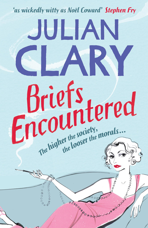 Briefs Encountered by Julian Clary