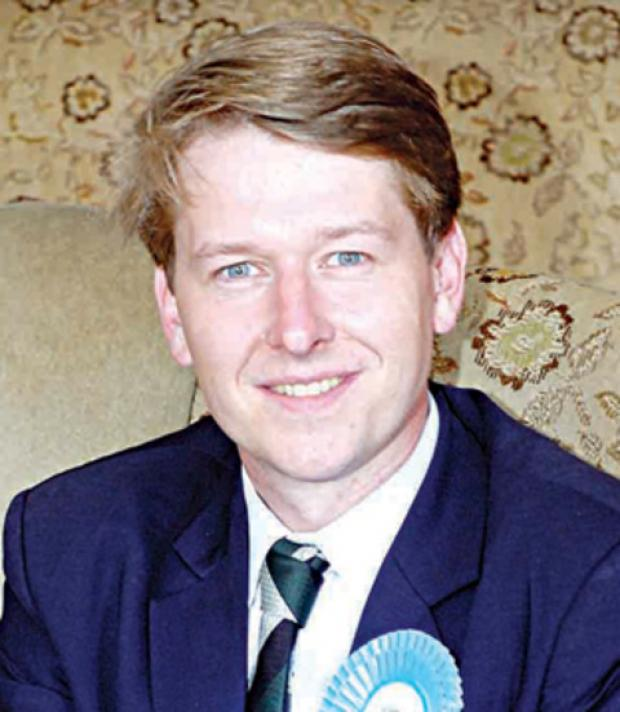 Worcester MP Robin Walker