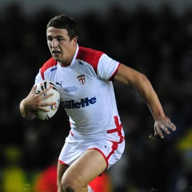 Worcester News: Sam Burgess