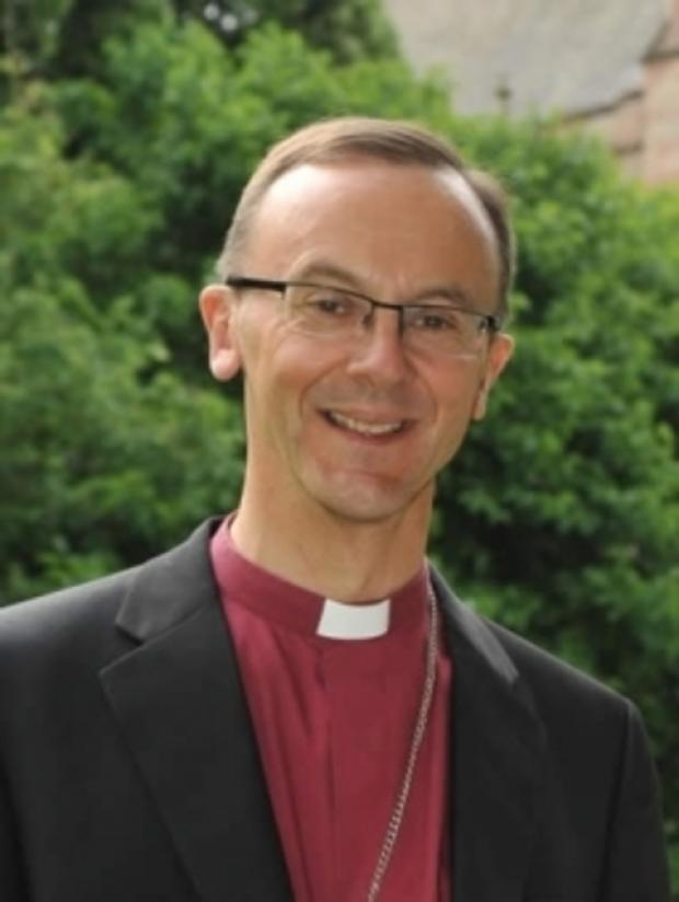 The Bishop of Worcester: Reverend John Inge